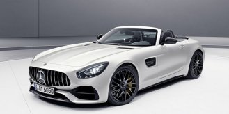 """Mercedes-AMG GT C Roadster """"Edition 50"""""""