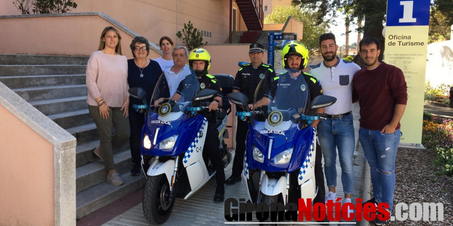 Noves potes Policia local de Tossa