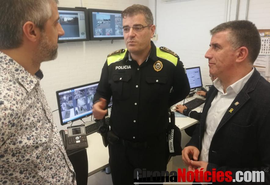 Gregori Martínez, nou Inspector en Cap de la PL de Salt