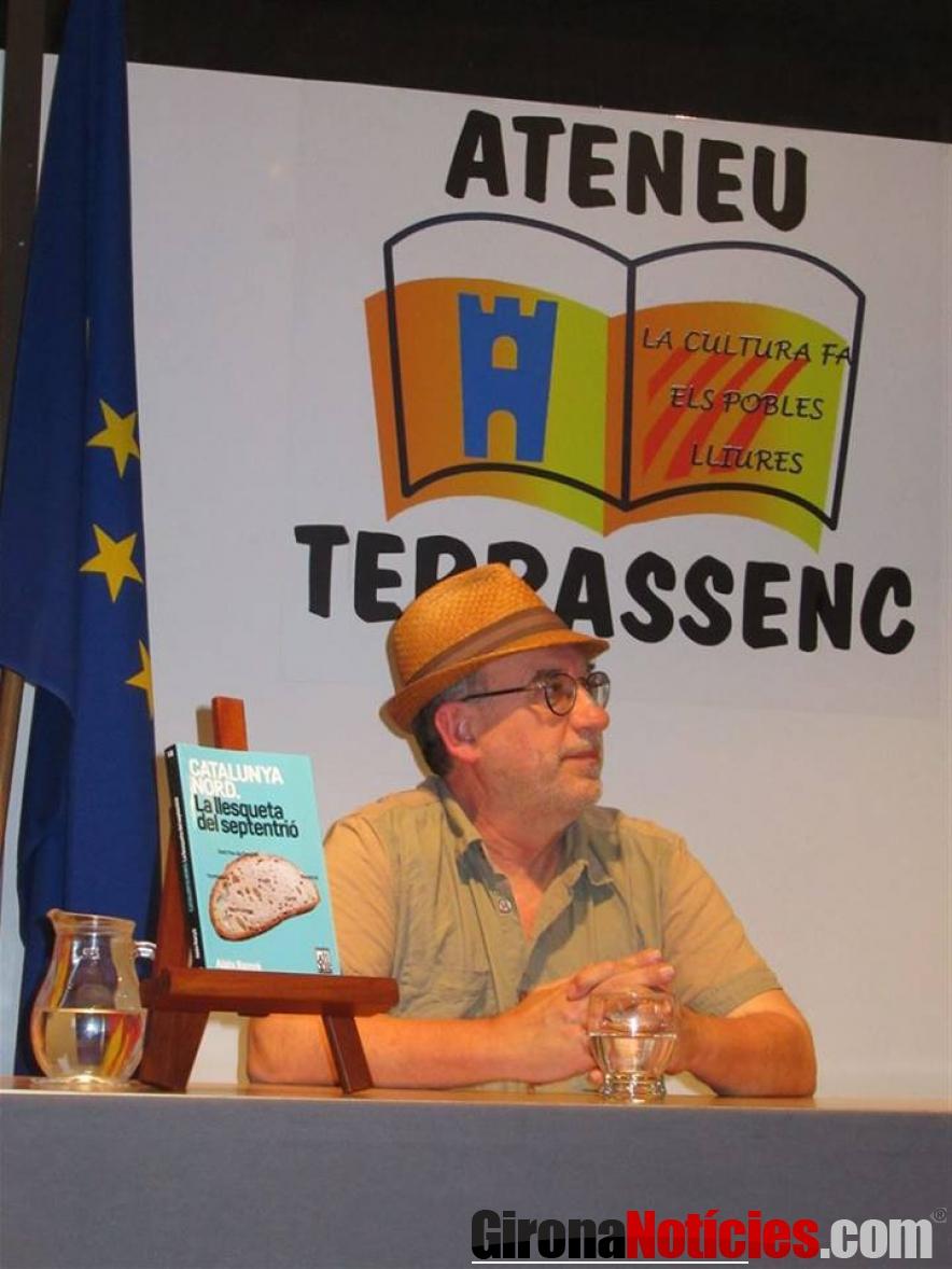 Presentació del llibre 'Catalunya Nord. La llesqueta del septentrió'