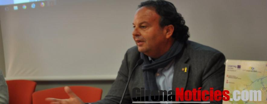 """alt - Josep Puigbert: """"és important veure la Catalunya Nord com una comarca veïna"""""""