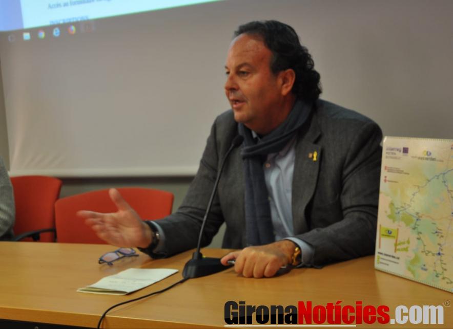 Josep Puigbert director de la Casa de la Generalitat a Perpinyà
