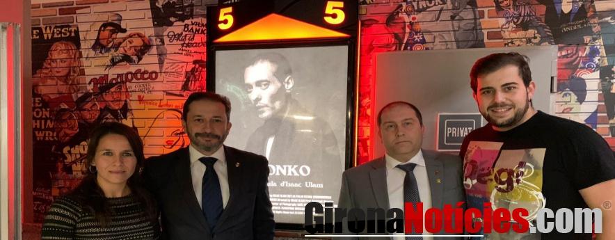 alt - Blanes acull l'estrena oficial de 'Bronko' a Catalunya