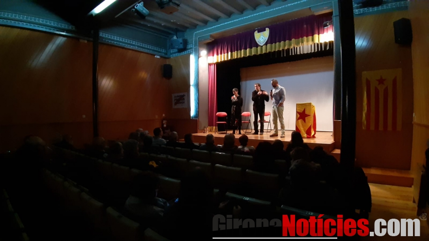 Arbúcies presenta el seu Consell Local per la República