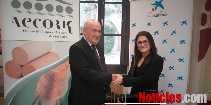 alt - Conveni Caixabank - AECORK