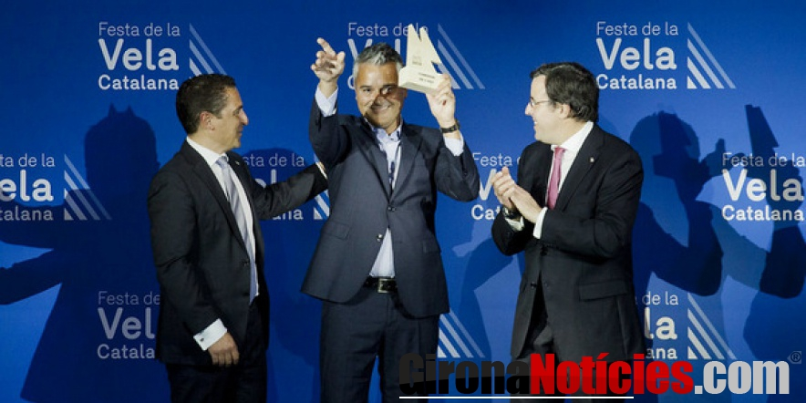 alt - Xavi Manresa, premiat com a 'Comodor de l'Any'