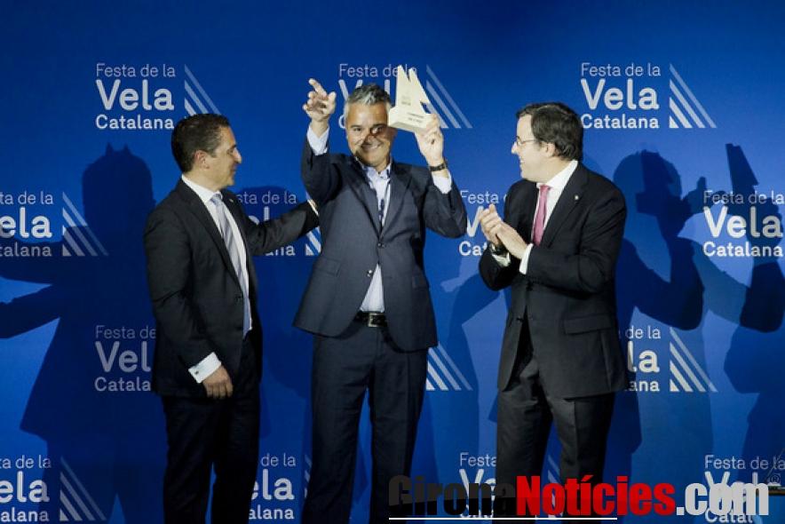 Xavi Manresa, premiat com a 'Comodor de l'Any'