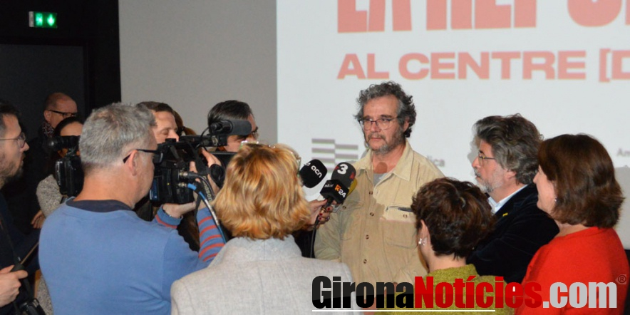 alt - Presentació aquest migdia al Cinema Castellet de la capital nord-catalana