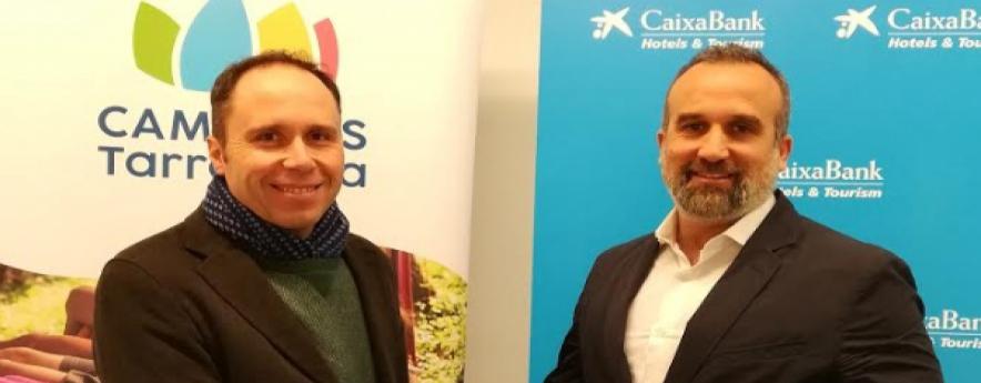 alt - CaixaBank i l'Associació de Càmpings Costa Daurada i Terres de l'Ebre llancen una línia de finançament de 80 milions d'euros pel sector del càmping