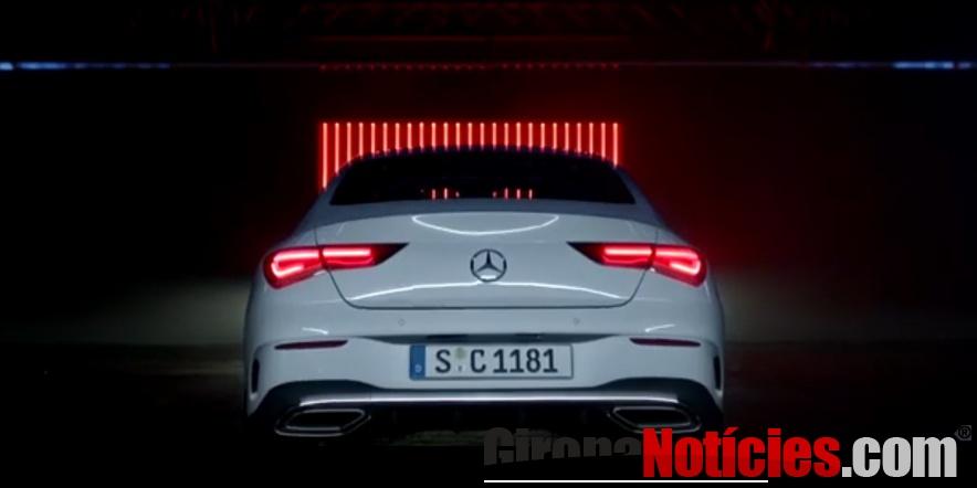 CLA de Mercedes