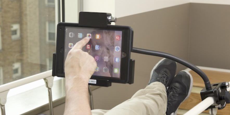 Tablet similiar a un Hospital