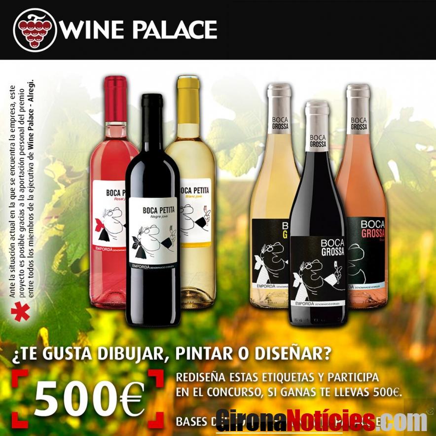 Concurs Winepalace