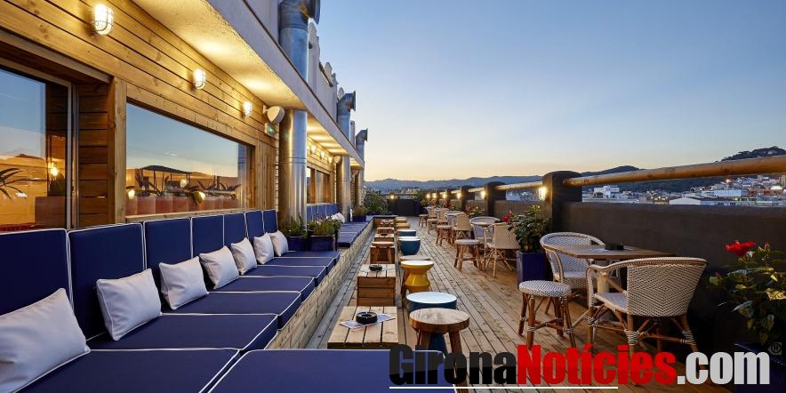 alt - Hotel Delamar, finalista premi nacional CaixaBank Hotels&Tourism