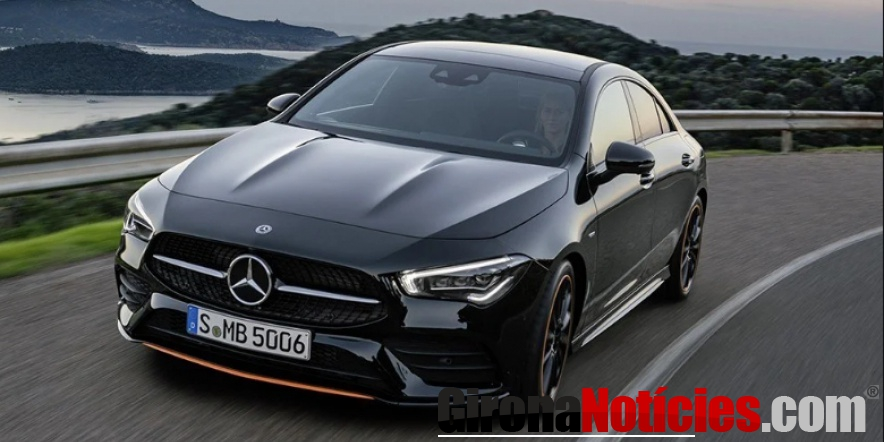 Nou Mercedes CLA Coupé