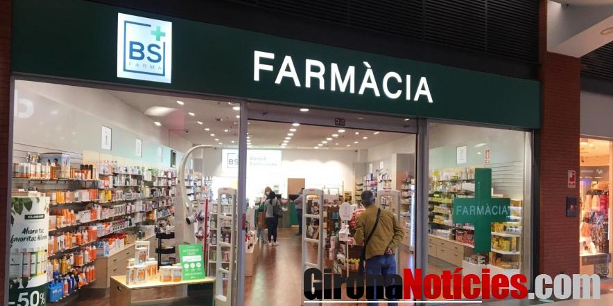 Farmàcia a l'Espai Gironès