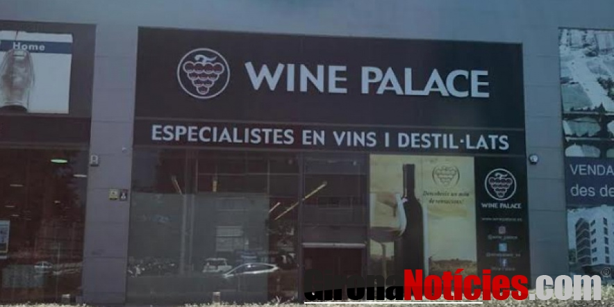 Winepalace Blanes