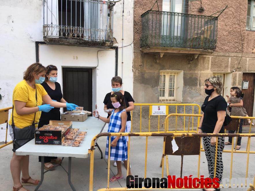 Festa major de Sant Joan les Fonts 2020