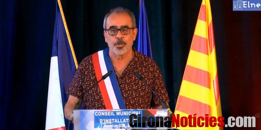 Nicolas García ha estat investit alcalde del municipi