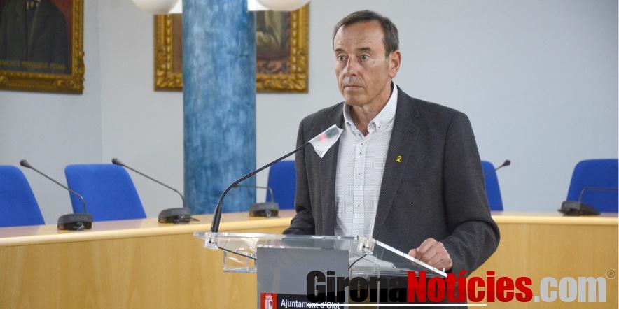 alt - L'alcalde d'Olot, Pep Berga