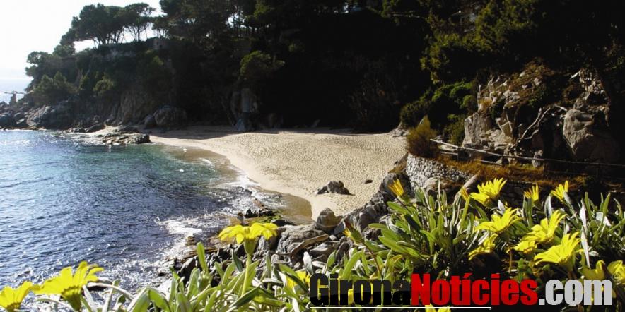 alt -  platges de Calonge i Sant Antoni, Cala Cristus