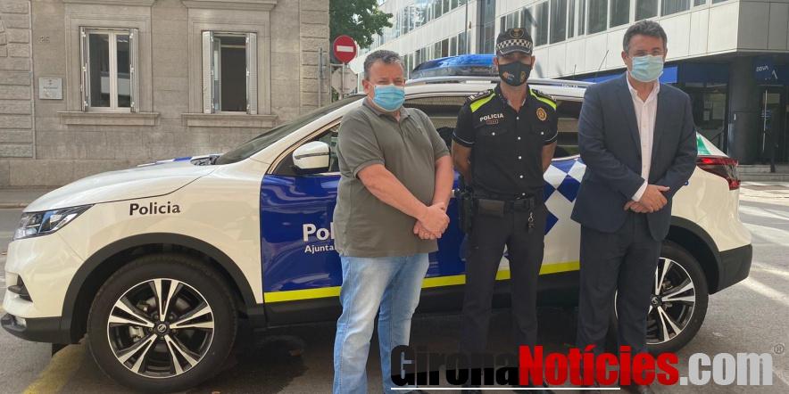Estrena nou vehicle policial
