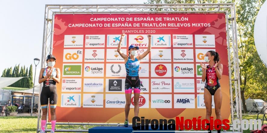 Campionat d'Espanya de Triatló Elit
