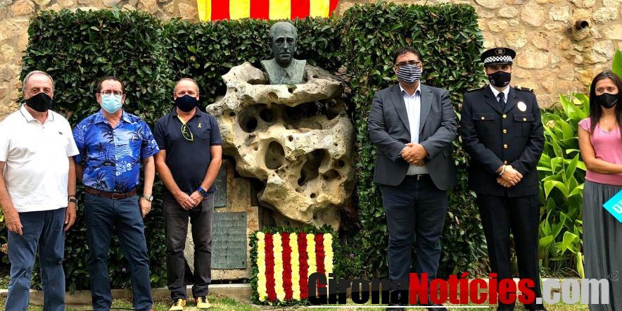 Diada a Castell d'Aro, Platja d'Aro i S'Agaró