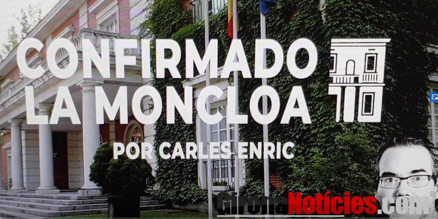 Canal Confirmado La Moncloa