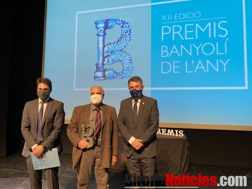 Premis Banyolí de l'Any 2020