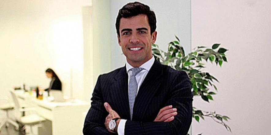 alt - Juan Ospina, fundador de Ospina Abogados