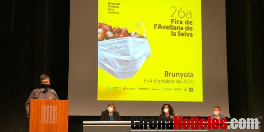 alt - Presentació de la Fira a Girona