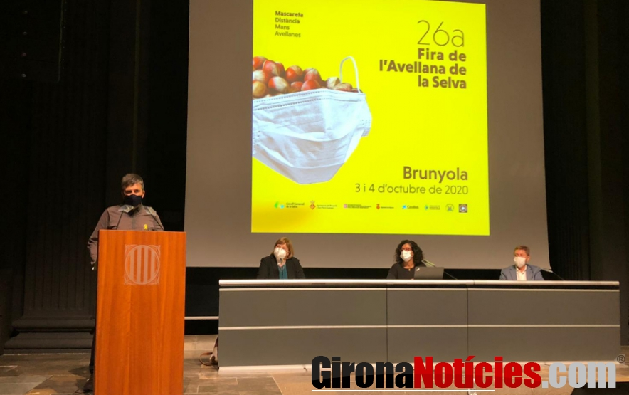 Presentació de la Fira a Girona