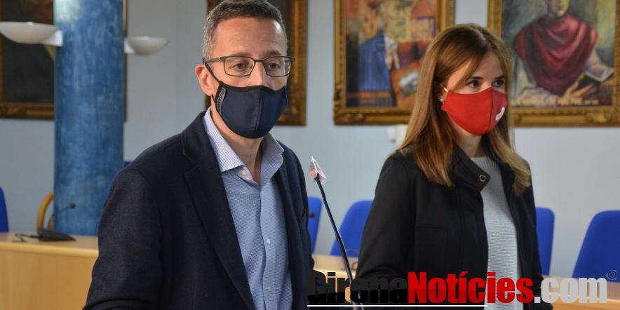 Estanis Vayreda i Mònica Furtet