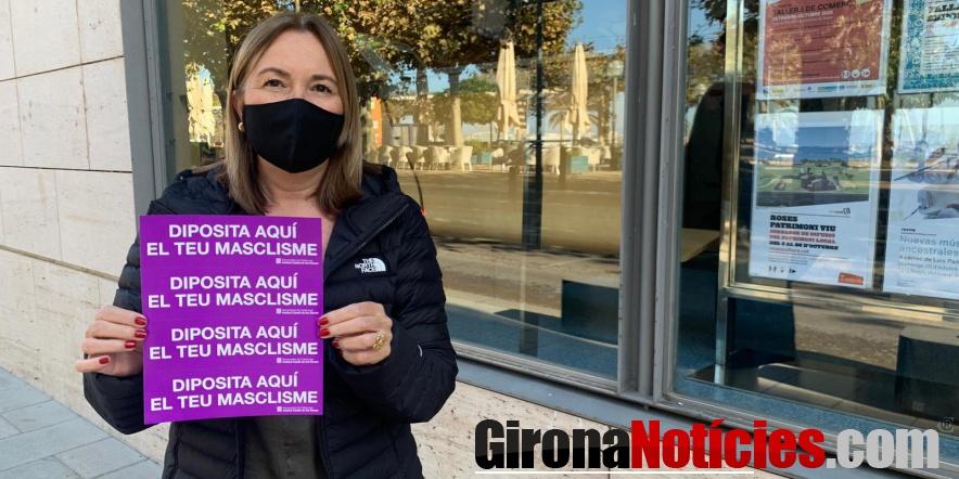 alt - La regidora d'Acció Social i Igualtat, Esther Bonaterra