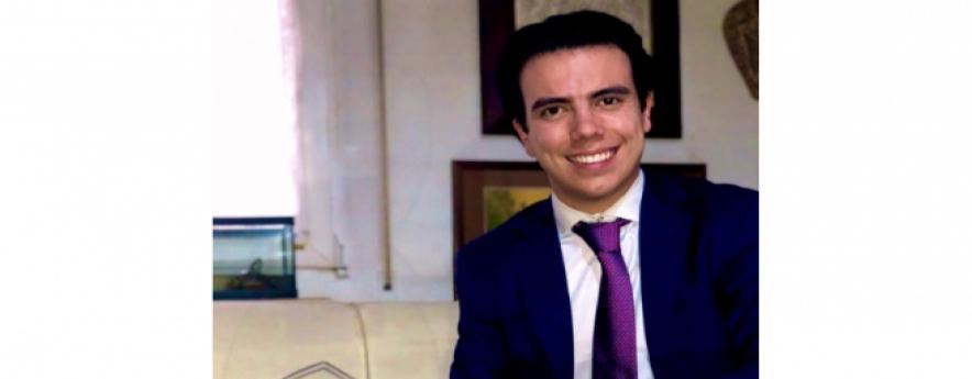 alt - Gonzalo Barceló, abogado de Cremades & Calvo-Sotelo, Mejor Joven Abogado del Año
