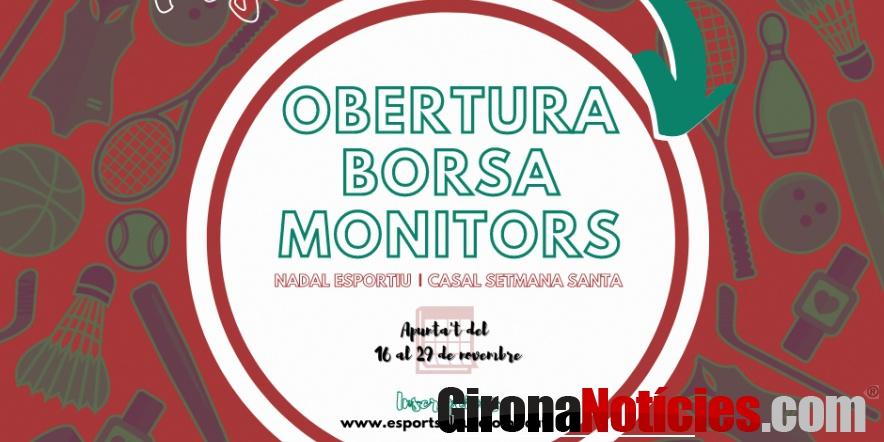 L'Ajuntament d'Olot convoca places per a la borsa de monitors d'esports