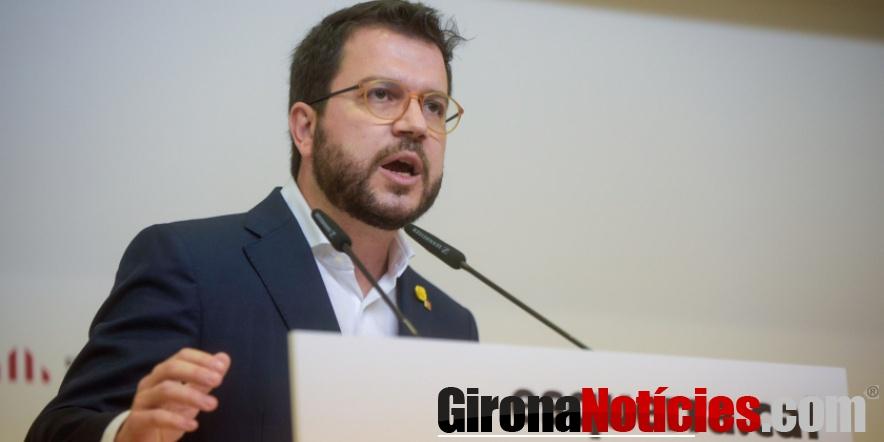Pere Aragonès / Marc Puig