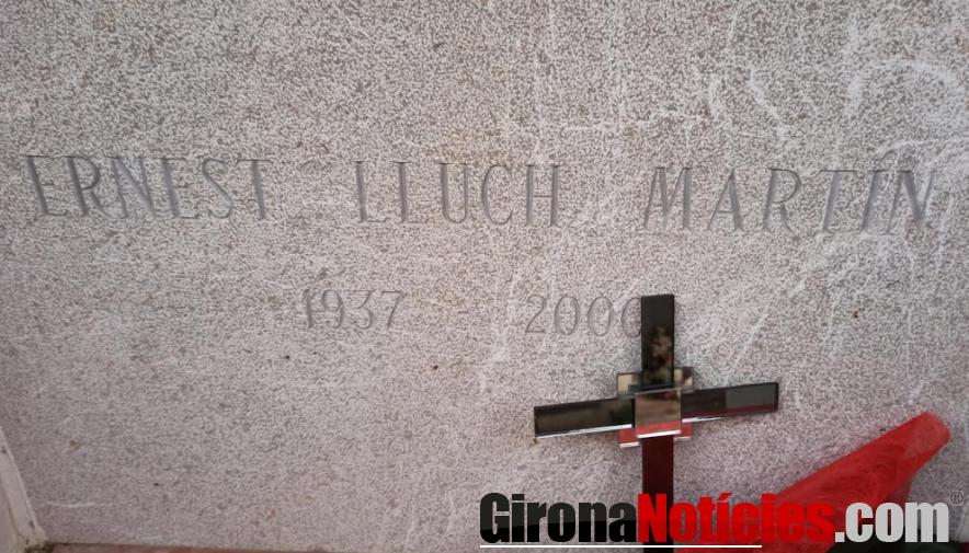 Homenatge Ernest Lluch / GN