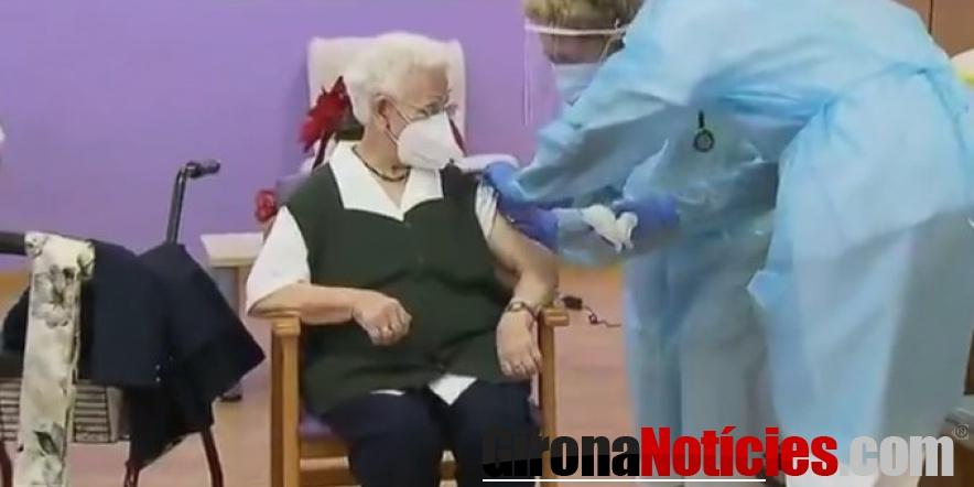 Araceli, de 96 anys