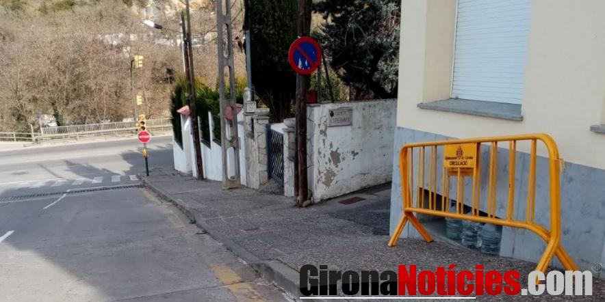 L'Ajuntament de Girona posa en marxa un dispositiu preventiu pel possible risc de nevades a la ciutat