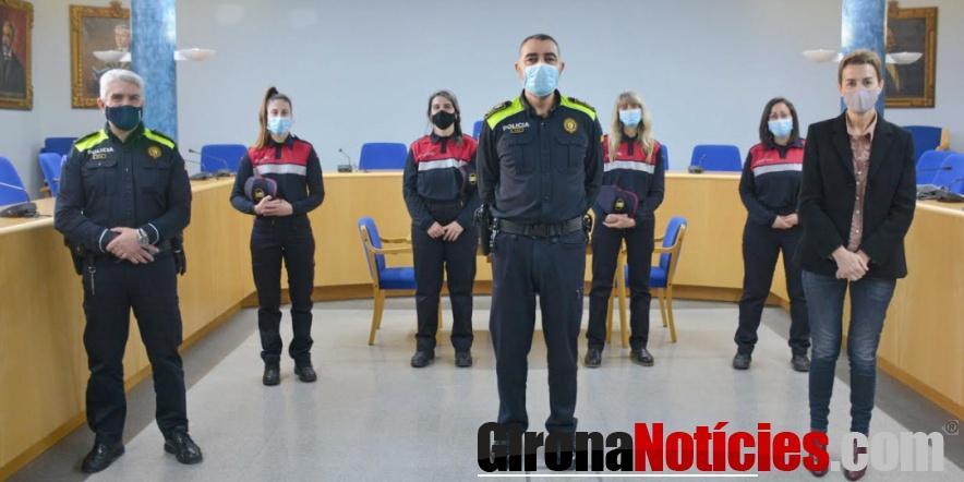 Olot contracta 4 agents cívics amb l'objectiu de promoure el civisme a la ciutat