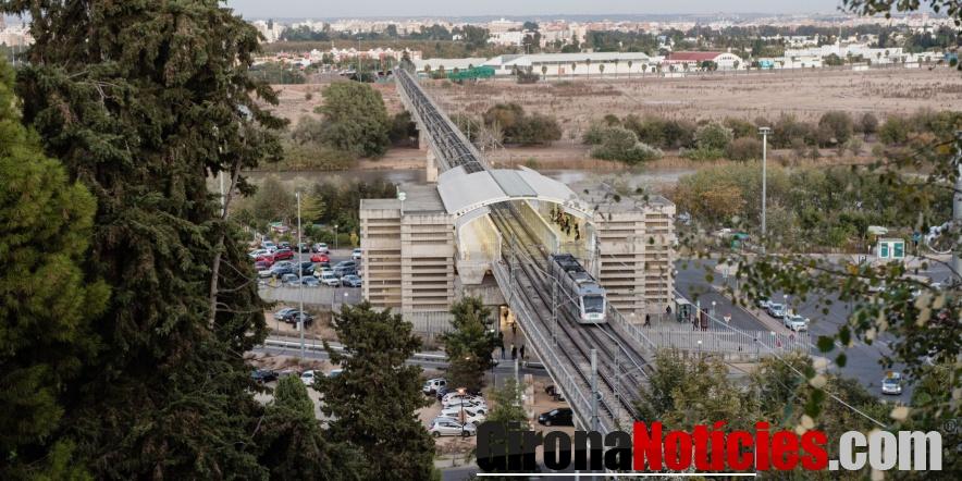 alt - Metro de Sevilla