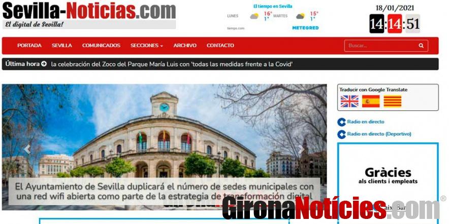Sevilla Noticias