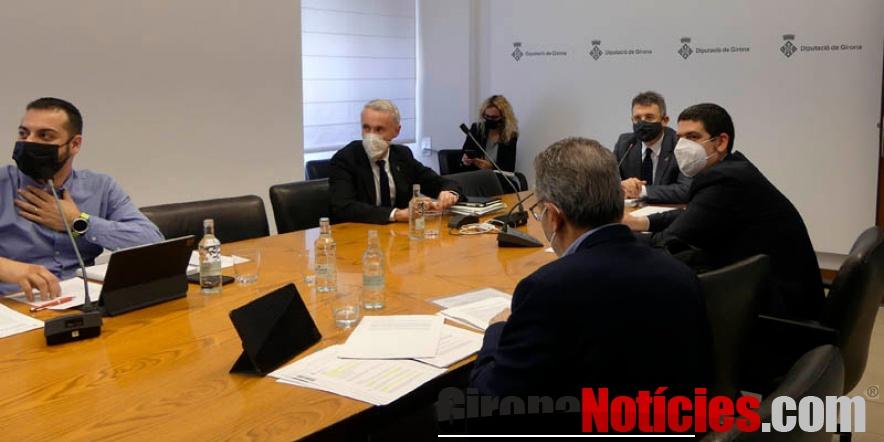 Ple Diputació de Girona