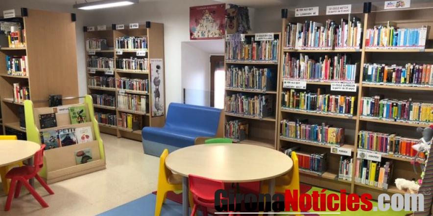 Biblioteca de Riudellots de la Selva