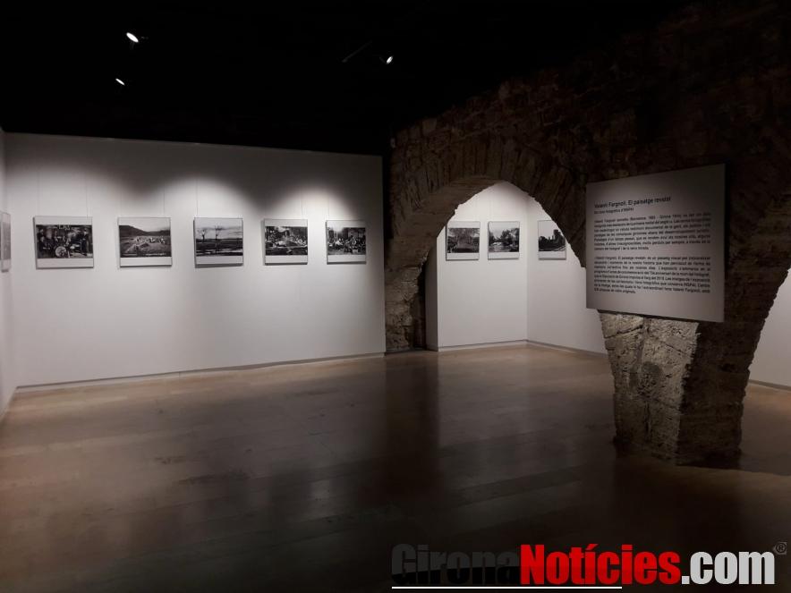 Exposició sobre el fotògraf Valentí Fargnoli