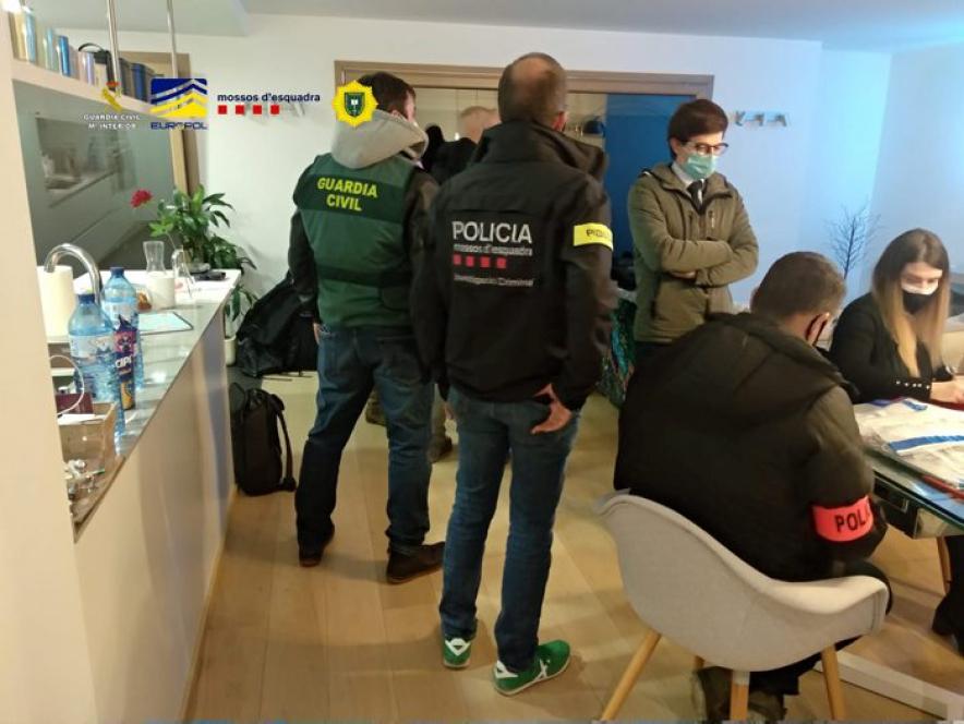 Policia andorrana