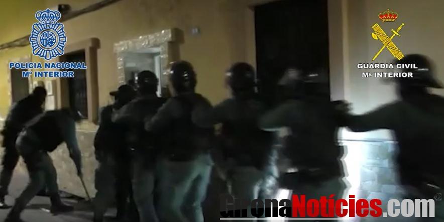 Policia Nacional y Guardia Civil
