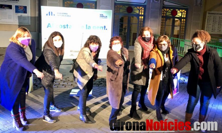 Acte ERC a Figueres