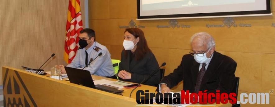 alt - La Policia Municipal de Girona posa 3.320 denúncies per incompliments de les mesures de la COVID-19 el 2020